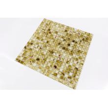 bathroom kitchen brown honey berry mosaic