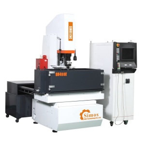 High Precision Mirror Grade CNC EDM Sinker Machine