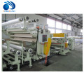 Man-made extruded polystyrene xps pvc abs moulding insulation hollow board extrusion production line