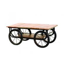 Vintage Flachbettwagen - Handwagen und Trolleys