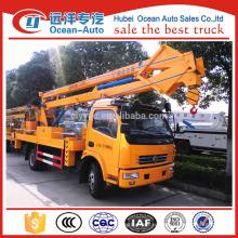 Dongfeng 12-18m высотный подъемник грузовой платформы для продажи (максимальная рабочая высота 18 м)