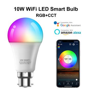 10W Music Voice Control LED Bulb
