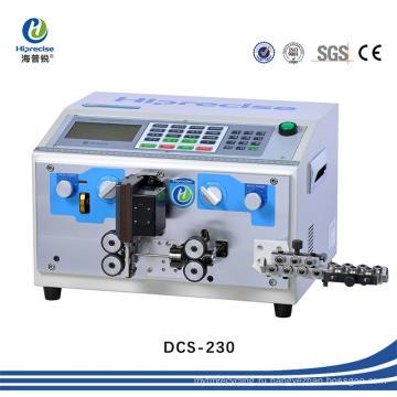 Высокоскоростная цифровая AWG машина для резки и снятия проволоки (DCS-230)