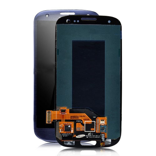 i9300 screen blue