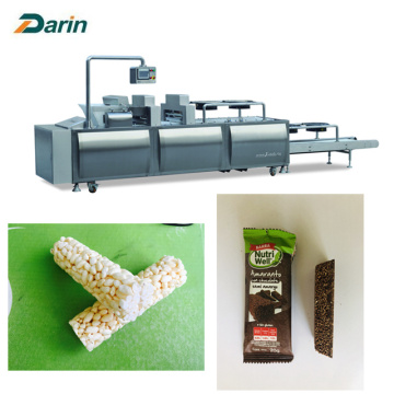 Siemens PLC Nutrition Cereal Ball Bar Machine