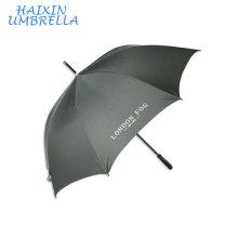 Ткань 190t зонтик Эпонж ткань 100% полиэстер прямой Выдвиженческий большой дождь зонтик Производитель Китай с принтами логотипа