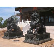 foo dog statues vente