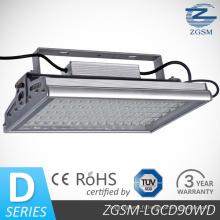 90W LED luminaire industriel léger à faible pouvoir calorifique, le prix Favorable