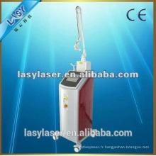 La meilleure machine à rajeunir la peau au laser CO2 à la vente