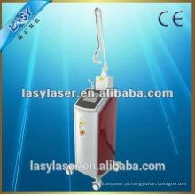 A melhor máquina de rejuvenescimento da pele do laser da venda CO2