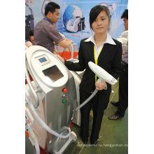 E-light + RF + Laser Многофункциональный косметологический кабинет Оборудование