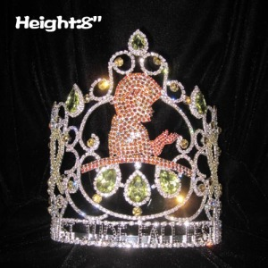 Atacado Custom ST.JUDE Pageant Crowns