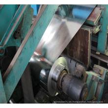 Bobina galvanizada DX51D + Z Chapa de acero galvanizado