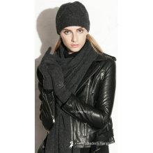 100%Acrylic Fashion Aults Hat Scarf Glove Sets