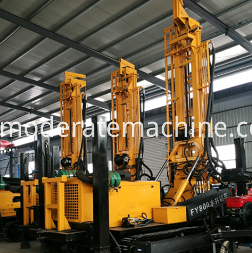 FY800 water well drilling rig 15