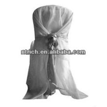 Terrific satin hood for chair cover for wedding,banquet and hotel