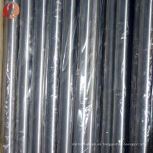 tubo de titanio de grado 2 de bajo precio y buena calidad con muestra