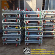 Storage Box Warehouse Storage Cage Roll Container