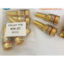 404-20 Tregaskiss Brass Tip Holder