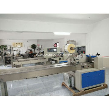 Automatic Wrapping Machine for Hotel Soap Packing