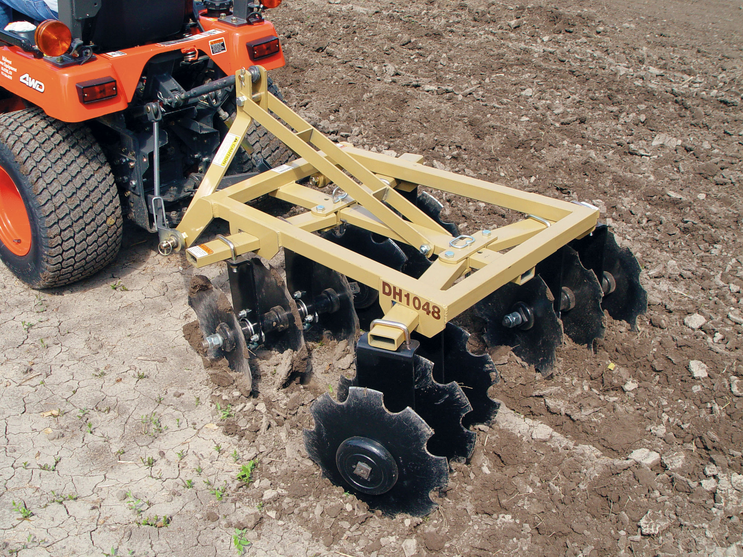 Disc Harrow Bearing