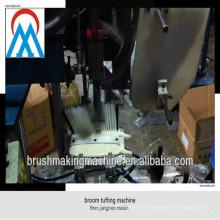 2014 chaud 2 axe long manche brosse en plastique faisant la machine faisant la machine