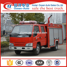 JAC Mini 2000 Liter Water Tank Fire Truck