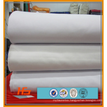 Home Textile Luxury Soft Polycotton Raw White Sheets Fabric