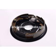 Conjunto de freio hidráulico de uni-servo 12''x2 '' completo para reboque