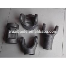 Forja de acero / hierro y mecanizado Piezas de automóviles forja personalizada piezas mecánicas industriales