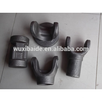 Forging steel /iron and machining Automobile Parts customized forging industrial mechanical parts