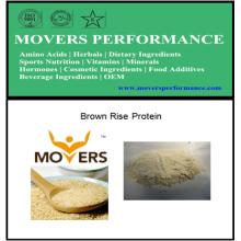 Высококачественное горячее надувательство: протеин коричневого цвета