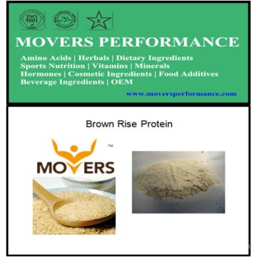 Vente chaude de haute qualité: Brown Rise Protein