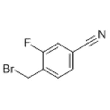 Benzonitrile,4-(bromomethyl)-3-fluoro CAS 105942-09-4