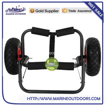 New item aluminum kayak wheels , NO-Flat wheels cart