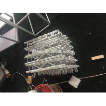 cabinas de truss de exposición MATERIAL sistema de truss de exhibición