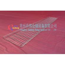 Powder Coated Mesh Tray Basket Cable Tray For Indoor Use Between 6 And 10 Microns Thick