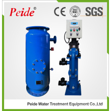 Système de nettoyage automatique des tubes à condensateur pour les refroidisseurs