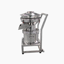 Low noise 450 juice vibrating filter sieve