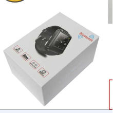 Bluetooth Smart Watch U8 Watch Wrist Smartwatch pour iPhone 4 4s 5 5s 6 6 Plus Samsung S4 S5 Note 2 Note 3