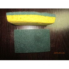 Scouring Pad Glued Sponge