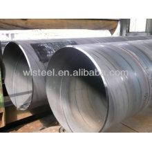Tubo de acero soldado espiral de gran diámetro