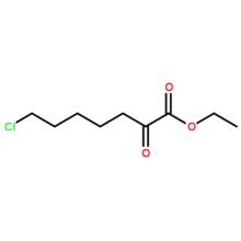 7-Chloro-2-oxohepanoate d'éthyle CAS No. 78834-75-0 Ester éthylique d'acide 7-chloro-2-oxoheptanoïque