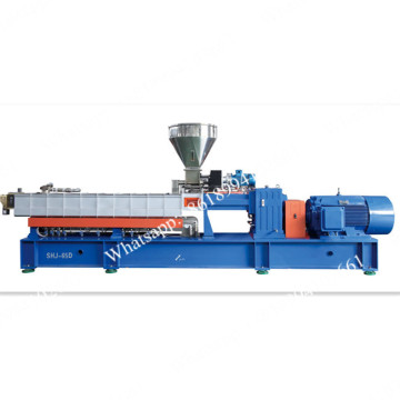Plastic Granulator Air Cooling Pelletizing Line
