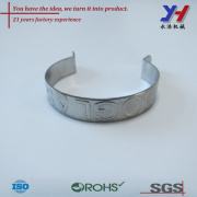 OEM customize metal stamping drill pipe clamp and pipe joint clamp