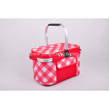 Promotional Cooler Baskets W/Logo