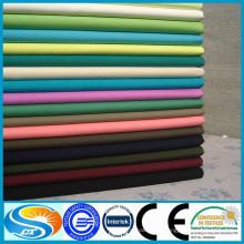 Poli algodão 65/35 barata textil poplin tc tecido