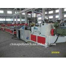 WPC Profile Extrusion Machine