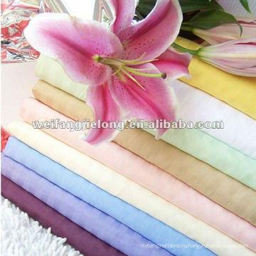100% хлопок сатин полоса ткани для гостиницы