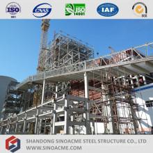 Vorgefertigte hohe Aufstiegs-schwere Stahlkonstruktion